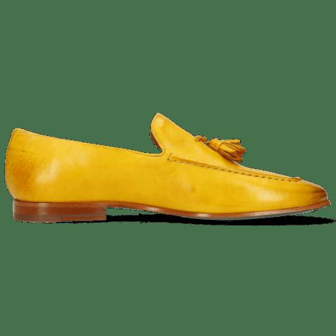 Mokasyny Clive 20 Imola Yellow
