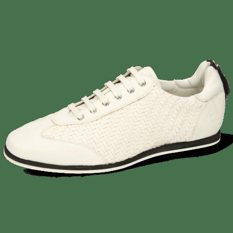 Sneakersy Pharell 10 Flex White Weave Loop