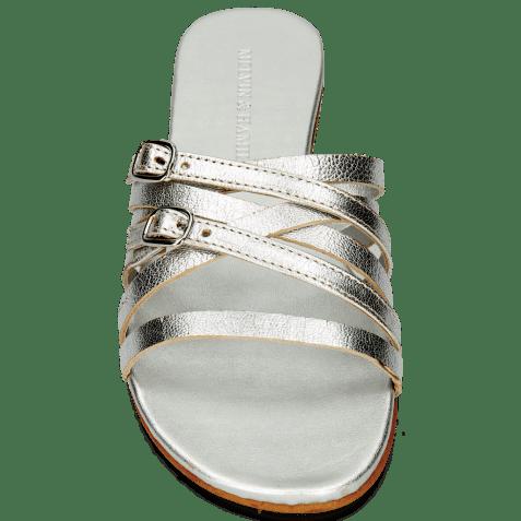 Sandały Colette 5 Cherso Silver