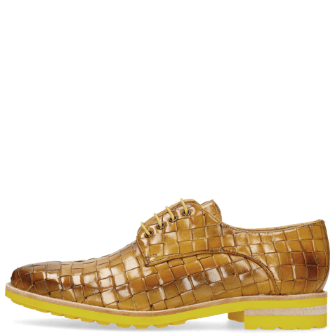 Derby Brad 7 Woven Yellow Lining