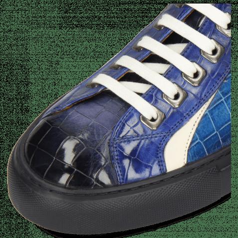 Sneakersy Harvey 9 Crock Navy Electric Mid Blue Saphir