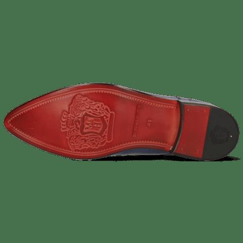 Derby Toni 1 Forum Cobalt Lining Red