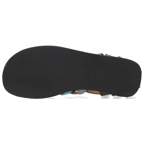 Sandały Sam 3 Imola Navy Mermaid Oxygen Dark Brown