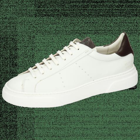 Sneakersy Harvey 39 Flex Extra White Monza Espresso