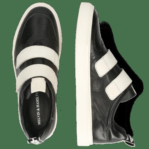 Sneakersy Harvey 28 Black Edge Off White Strap