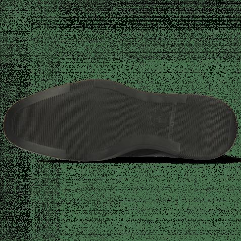 Sneakersy Newton 2 Como Black Net Underlay Suede