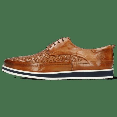 Sneakersy Harry 1 Woven Tan