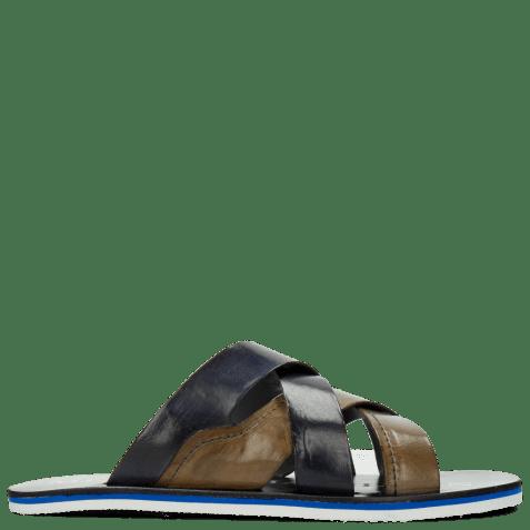 Sandały Sam 12 Oxygen Moroccan Blue