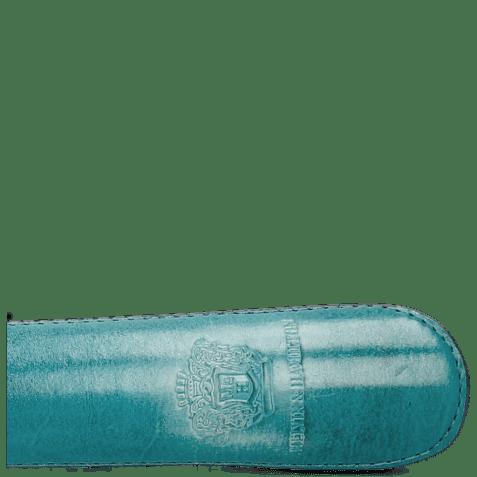Łyżki do butów Anton 1 Long Turquoise