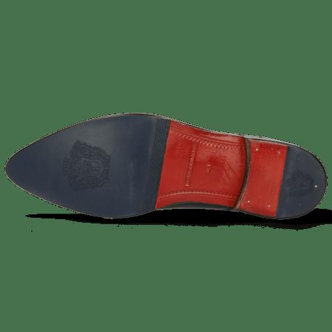 Derby Toni 1 Black Lining Red