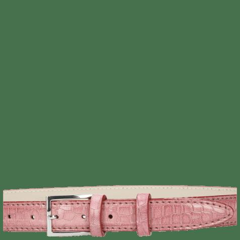 Paski Linda 1 Crock Lilac Classic Buckle