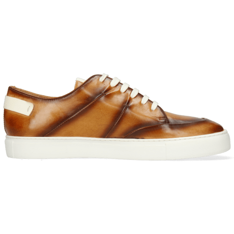 Sneakersy Harvey 15 Vegas Tan Shade Mid Brown Patches