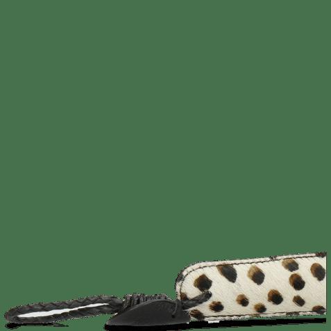 Łyżki do butów Anton 3 Hairon Wildcat Nappa Black