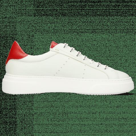 Sneakersy Harvey 39 Prato Extra White Ruby