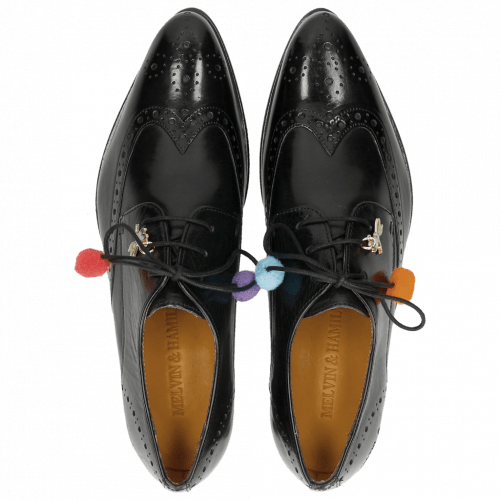 Derby shoes Keira 2 Black HRS