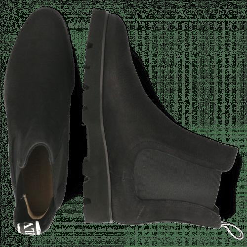 Ankle boots Susan 100 Como Black