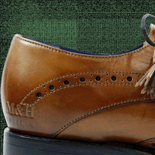 Derby shoes Kirk 1 Norway Tan LS