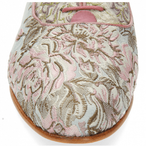 Oxford shoes Selina 4 Textile Victoria Rose Sand
