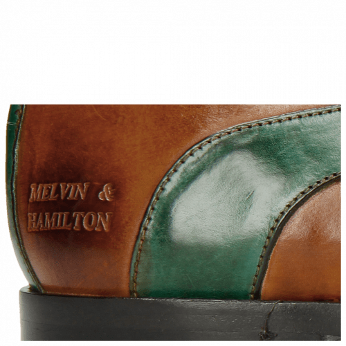Oxford shoes Lance 43 Wood Pine
