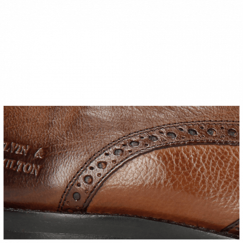 Derby shoes Freddy 2 Remo Mid Brown