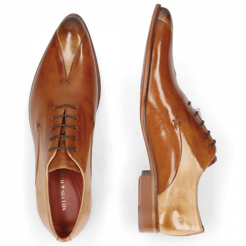 Oxford shoes Toni 31 Nude Tan