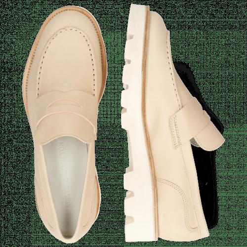 Loafers Jade 4  Flex Crust Beige