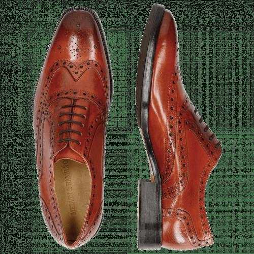 Oxford shoes Jeff 5 Crust OrangeHRS