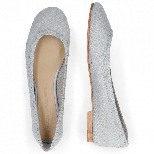 Ballet Pumps Kate 5 Woven Wind
