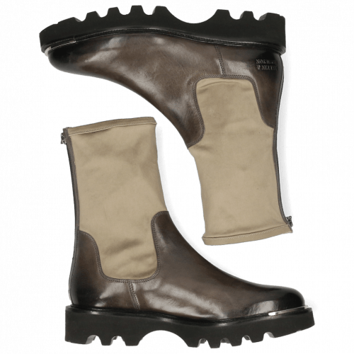 Boots Elena 8 Monza Stone Stretch Destino