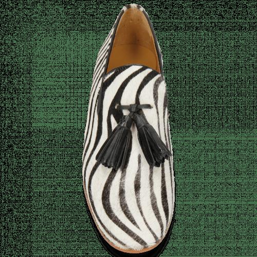 Loafers Scarlett 20 Hairon Zebra