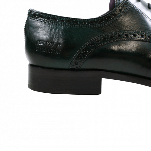 Derby shoes Lance 4 Crust Forest Green HRS
