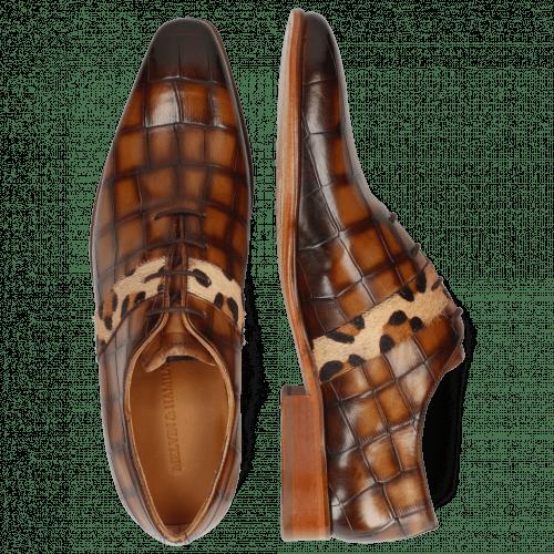 Oxford shoes Lance 60 Turtle Sand Hairon Tanzania
