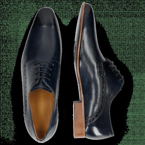 Derby shoes Kris 1 Navy