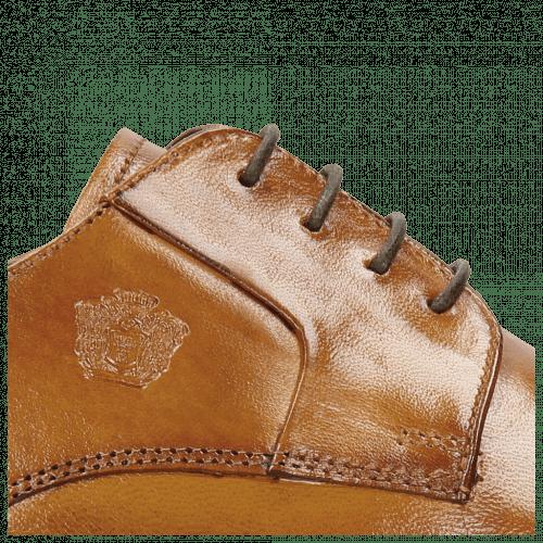 Derby shoes Rico 9 Rio Tan