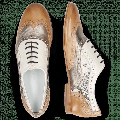 Oxford shoes Sonia 1 Vegas Make Up Talca Pewter
