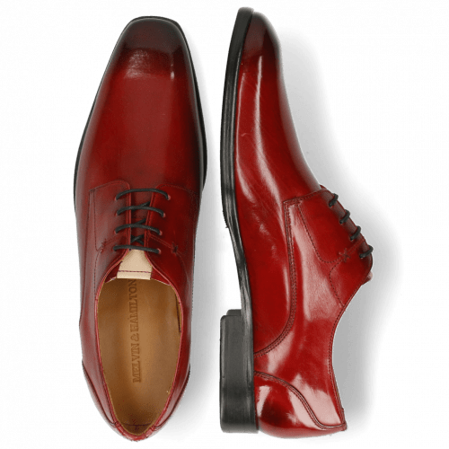 Derby shoes Elyas 4 Rubino Lining