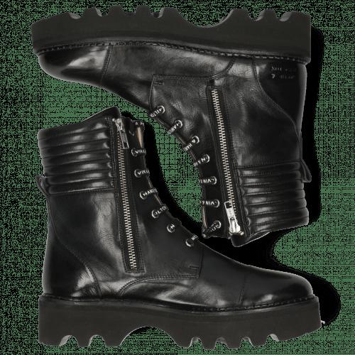 Boots Sybill 11 Monza Black Nappa Glove Black