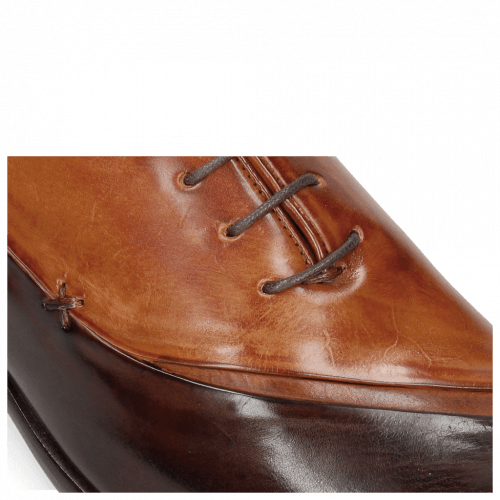 Oxford shoes Lance 44 Mogano Wood Tan