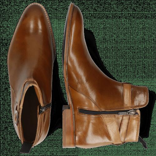 Ankle boots Kane 1 Venice Nougat Strap