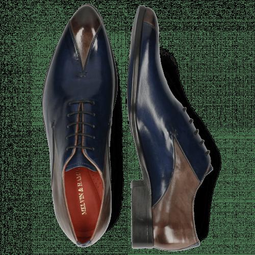 Oxford shoes Toni 31 Stone Marine