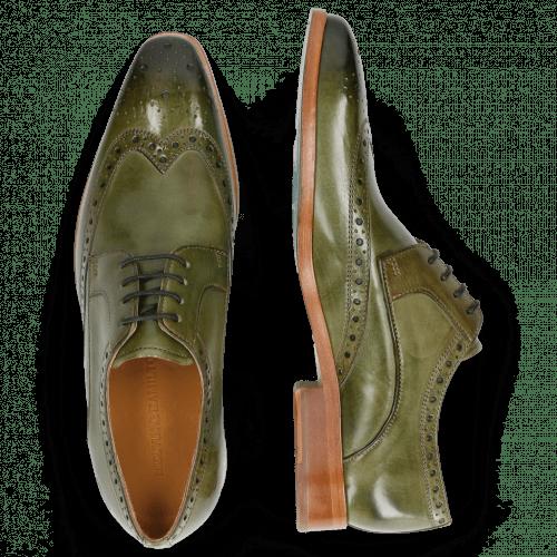 Derby shoes Lewis 3 Bio Algae