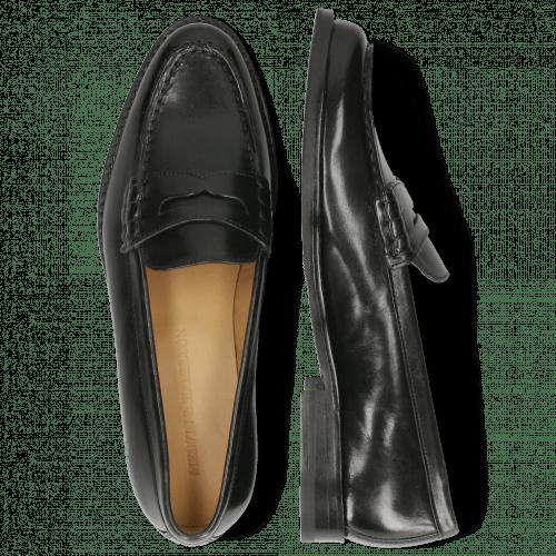 Loafers Mia 1 Crust Black