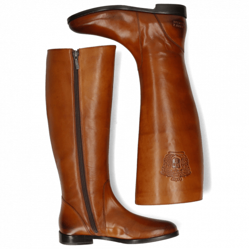 Boots Susan 7 Wood Crown Lining