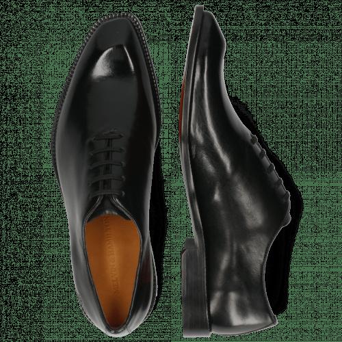 Oxford shoes Gaston 1 Black Lining