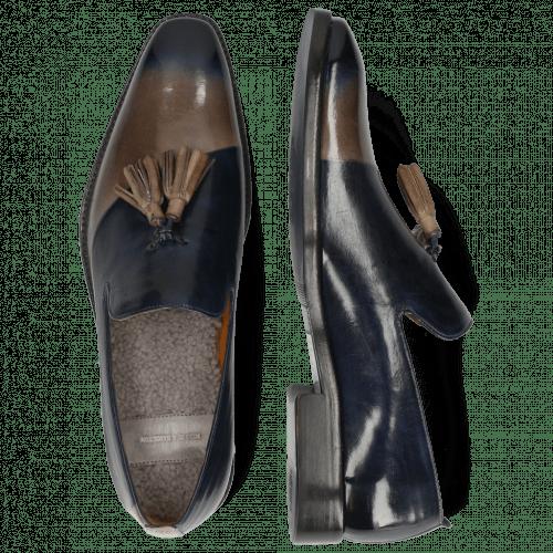 Loafers Leonardo 24 Oxygen Shade Navy