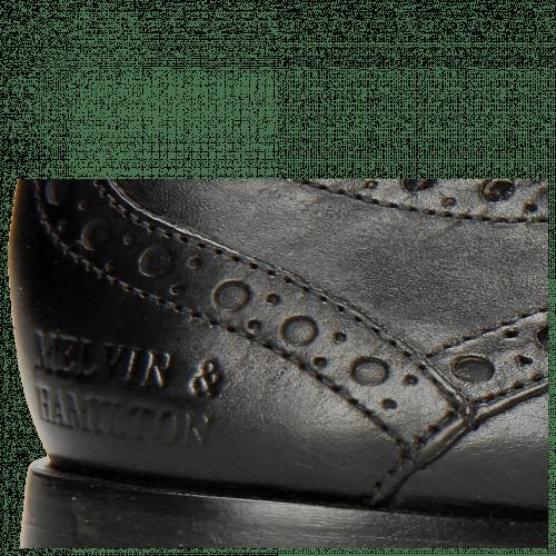 Derby shoes Jessy 6 Black HRS