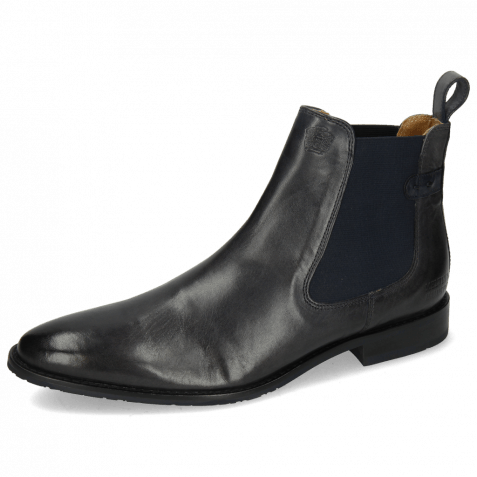 Ankle boots Victor 6 Rio London Fog Strap Navy