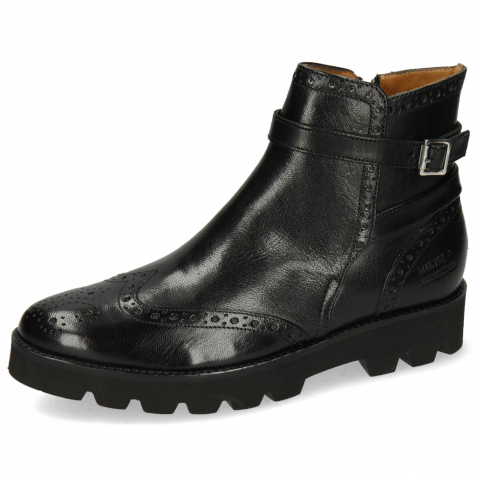 Ankle boots Xanyia 1 Venice Black Strap