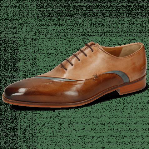 Oxford shoes Lance 44 Nougat Wind Make Up