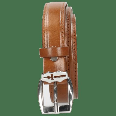 Belts Linda 1 Tan Sword Buckle